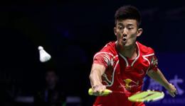 中国羽毛球队30年来最差战绩 谌龙遗憾第二国羽获四项亚军