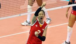 朱婷最新消息 朱婷中国女排历史上最佳主攻