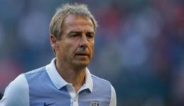 美国足球主教练下课 克林斯曼五年生涯终止