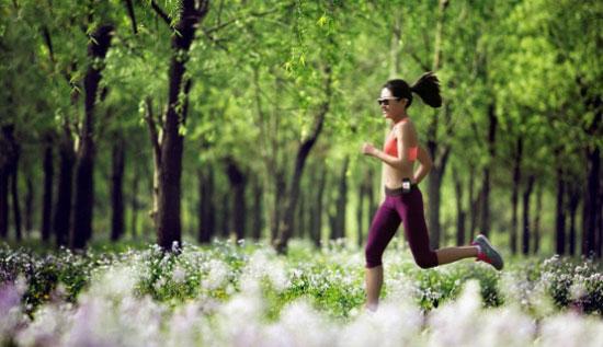 跑步健身运动之健身跑 慢跑运动的注意事项