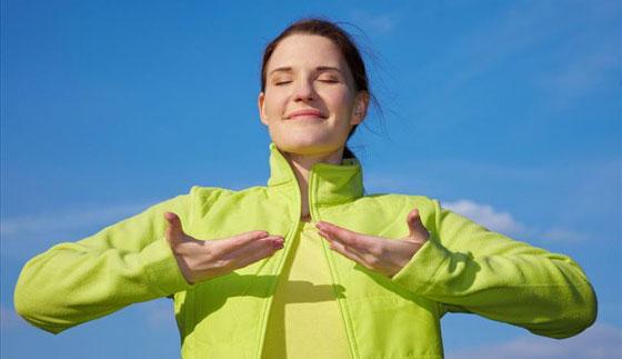 如何跑步减肥效果好 正确呼吸提高代谢力