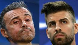 皇家社会vs巴塞罗那 平局导致教练队员内讧