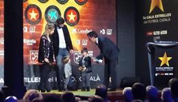 皮克荣膺加泰最佳球员奖 谈国家德比必拿下