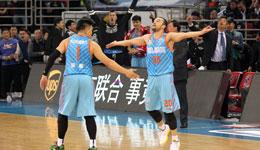 常规赛上海VS新疆前瞻 上海新疆上演强强对话