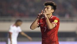 亚洲足球先生候选人 武磊称能被提名是梦寐以求的事