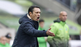 法兰克福主教练德甲逆转 从保级战带到前四