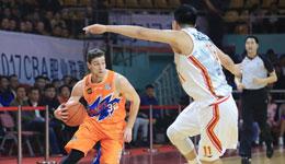 CBA常规赛上海VS八一 弗神36+10上海七连胜