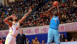 2015CBA第十六轮新疆VS同曦视频 全场比赛精彩回放视频合集