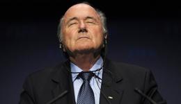 国际足联主席布拉特上诉驳回 依然禁足六年