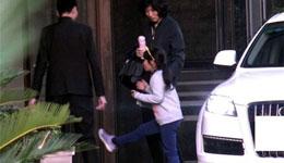 姚明女儿姚沁蕾身高多少 6岁姚沁蕾身高惊人