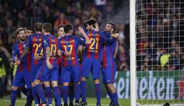 2016-2017赛季欧冠小组赛第六轮比赛回放