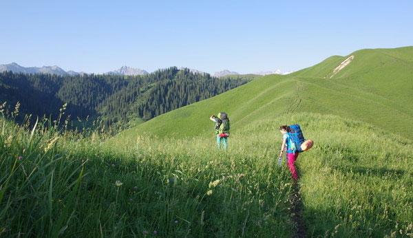 徒步登山的注意事项 六条徒步登山的原则