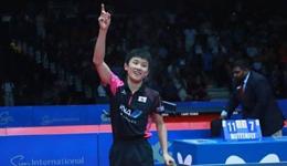 日本乒乓神童世青赛夺冠 母亲曾是邓亚萍队友