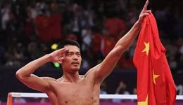 林丹出轨后又赢球了 广州队签他是正确决定