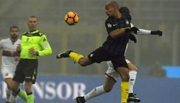 国际米兰vs热那亚 马里奥让球迷嘘声变掌声