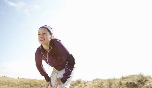 跑步健身的注意事项指导 不可轻视的跑步休息环节