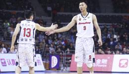 常规赛广东VS肯帝亚前瞻 八冠王客场欲夺13连胜