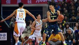 2016CBA第二十轮广东VS山西视频 全场比赛精彩回放视频合集