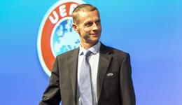 欧足联主席谈回放技术 只是实验不在计划中