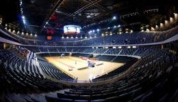 2016-17CBA球队球馆排名 CBA球馆可坐人数排名