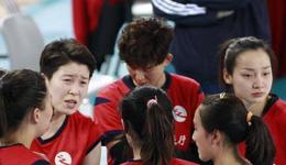 女排浙江队冲击12连胜 辽苏争霸5位奥运冠军各为其主