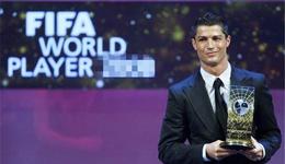 世界足球先生花落谁家 c罗和梅西都有希望