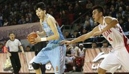 2015CBA第二十轮新疆VS吉林视频 全场比赛精彩回放视频合集