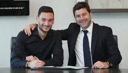 法国门将洛里与俱乐部续约 双方签约至2020