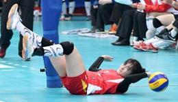 阿的江女儿阿迪娜是女排球手 阿迪娜打球照片曝光