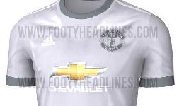 曼联新赛季球衣遭曝光 复古银色致敬三圣