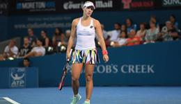 WTA布里斯班赛普娃进四强 科贝尔爆冷出局