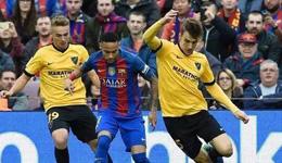 16-17赛季第16轮西甲比赛完整回放