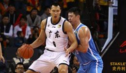 CBA第九周实力榜 广东压上海居首北京狂掉四位