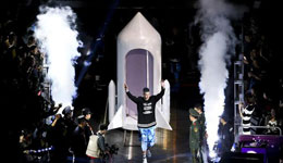 2017CBA全明星北京众将献唱 出场仪式将再创新意