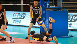 四川男排0-3遭北京队横扫 四川队整体实力弱于对手
