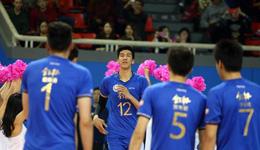 中国男排最新消息 张哲嘉回归国家队