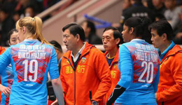 天津女排在主场被逆转 主帅王宝泉称球队为发挥出实力