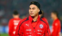 巴尔加斯可能加盟中超 中国杯智利巴尔加斯