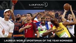 劳伦斯世界体育奖 C罗再次入选提名劳伦斯奖