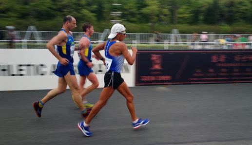 竞走运动的动作要领 竞走的速度如何提高