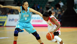 WCBA季后赛对阵出炉 北京山西宿敌再对决