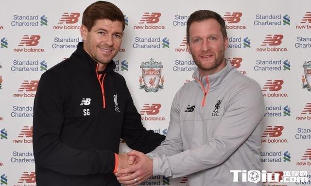 队长回家了!利物浦宣布杰拉德担任青训教练