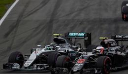 F1新规则有利于梅奔车队 巴顿希望F1各车队势均力敌