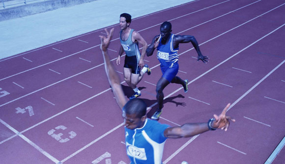 短跑训练的方法指导 提高步频的训练方法