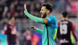 梅西合约到什么时候 巴萨或续约梅西至2022