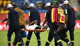 切尔西伤病名单 切尔西后卫巴巴非洲杯受伤