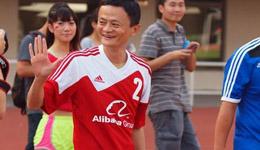 王健林深爱足球 商界大佬都爱什么运动