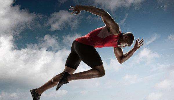 短跑技巧之弯道跑技术 终点冲刺跑如何提速