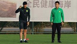 北京国安最新消息 国安主帅何塞最新消息