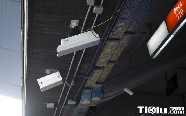 巴萨主场安装鹰眼系统 欧冠投入使用拒绝冤案